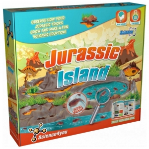 Science4you Jurassic Island ..