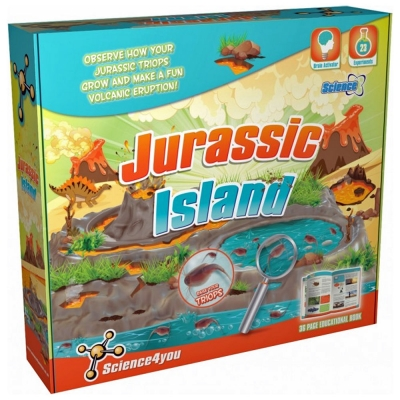 Science4you Jurassic Island - 8+ Years