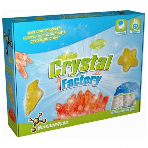 Science4you Crystal Factory ..
