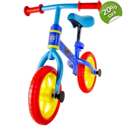 PAW PATROL Kids Balance Bike - 3+ Years