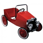 Great Gizmos Classic Red Kids Pedal Car - 3+ Years