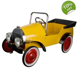 Great Gizmos Classic Harry Kids Pedal Car - 3+ Years