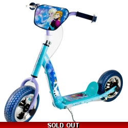DISNEY Frozen Two Flat-Free Wheel 10 Inch Cross Scooter - 6+ Years