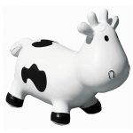 KidZZfarm Betsy The Cow Animal Hopper - 12+ Months