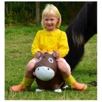 KidZZfarm Harry The Horse Animal Hopper - 12+ Months