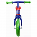PJMASKS Metal Balance Bike with Adjustable Handlebar & Seat - 3+ Years