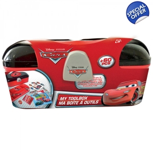 DISNEY Cars Toolbox wit..