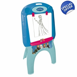 DISNEY Frozen My First Foldable Easel Colouring ..