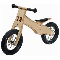 Prince Lionheart Original Wooden Balance Bike - 2+ Years