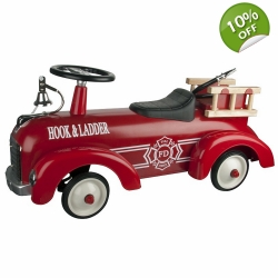 Great Gizmos Sit n Ride Speedster Fire Engine - ..