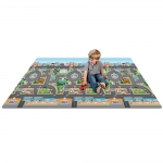 Prince Lionheart Fantasy Land/City Play Mat - 0+ Months