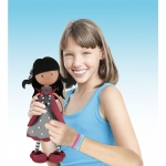 EDUCA Fofuchas Michelle Build Your Own Foam Doll - 6+ Years