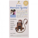 Goldbug Harness Buddy 2 In 1 Safety Harness Backpack - 18+ Months
