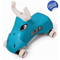 Slex Rodeobull Ride on Carver Toy With Horns - 2..