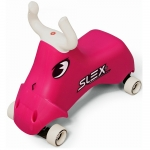Slex Rodeobull Ride on Carver Toy With Horns - 2+ Years