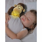 Slumber Wunders Soft Sleep Trainer and Night Light Animals - 3+ Months