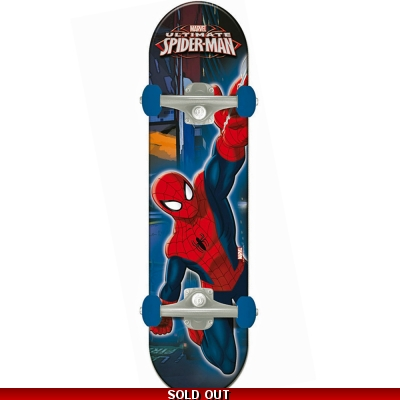 MARVEL COMICS Spider-Man 2 31-Inch Skateboard - 6+ Years