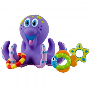 Nudy Octopus Floating Bath T..