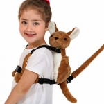 Pipsy Koala Kangaroo Backpack Safety Harness and Rein - 18+ Months