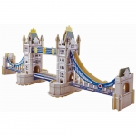 EDUCA London's Tower Bridge 3D Monument Puzzle - 6+ Years