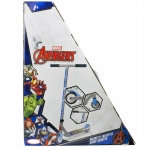 MARVEL COMICS Avengers Assemble Kid's Stunt Scooter - 8+ Years