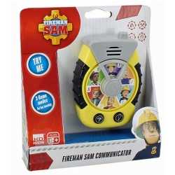 Fireman Sam KD Toys Communicator - 18+ Months