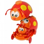 KD TOYS Infinifun 1-2-3 Ladybirds Toy - 9+ Months