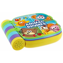 KD TOYS Infinifun Animal Nursery Rhyme Book - 6+ Months