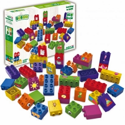 Biobuddi Learn to Build Building blocks 40 Blocks Building..