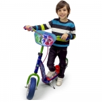 PJ MASKS 10-Inch Cross Scooter with Front Plate - 6+ Years