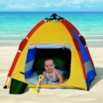Kel Gar Sun Stopper Kwik Cabana Outdoor/Indoor Play - 0+ Months
