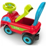FUNBEE Boys My First Ride-On with Push Bar Multi-colour 12+ Months