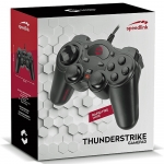 SPEEDLINK Thunderstrike USB Connection PC Gamepad -Black