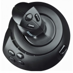 SPEEDLINK Dark Tornado USB Flightstick with Force Vibration - Black