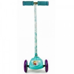 DISNEY Frozen Kid's FLEX Three Wheel Scooter Large Deck - 3+ Years