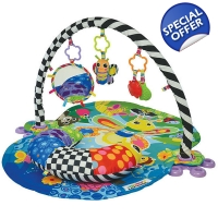 Lamaze Freddie the Firefly Baby Gym Play Mat - 0..