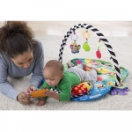 Lamaze Freddie the Firefly Baby Gym Play Mat - 0+ Months