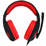APPROX APPSNAKE Stereo Gaming Headset with Microphone Black/Red