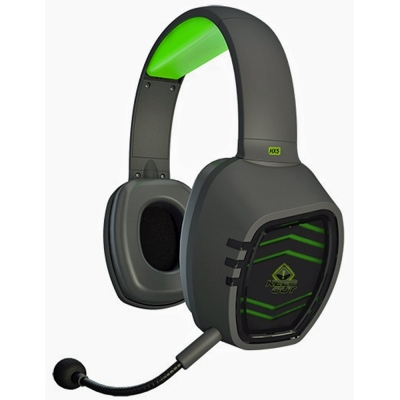 APPROX Keep Out HX5CH Surround Sound Headset Black/Green