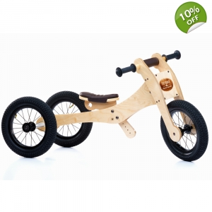 Trybike 4 in 1 Wooden B..
