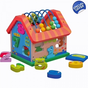 Jumini Childrens Wooden Acti..