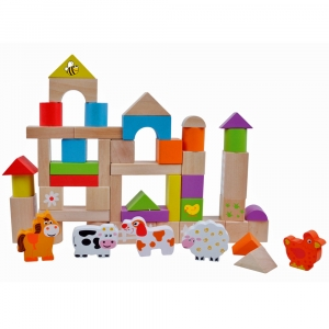 Jumini Childrens Wooden Farm..