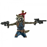 MARVEL COMICS Guardians of the Galaxy 2 Rocket & Groot Figure