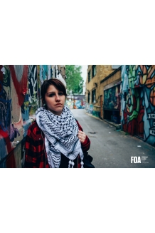 Made in Palestine Keffiyeh