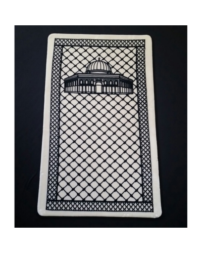 Dome of the Rock Prayer Mat No Frill