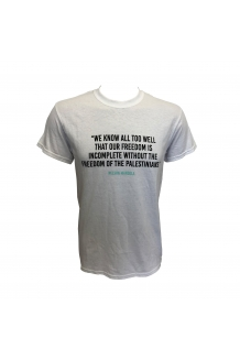 Mandela Quote - White T..