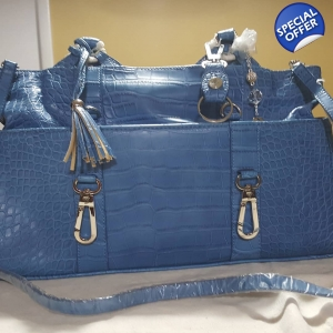 Joy Mangano Leather Purse