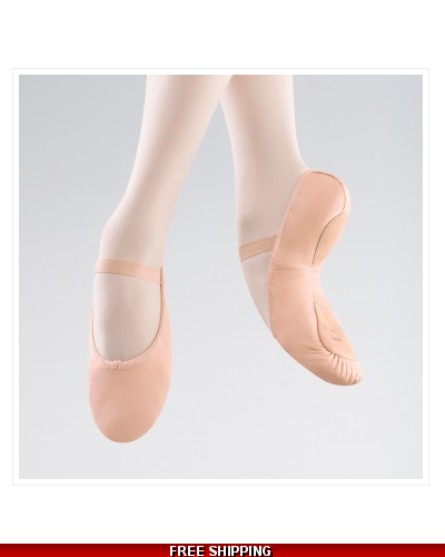 Bloch Leather Split Sole Ballet Shoes