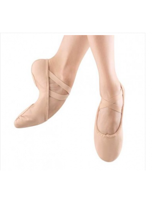 Bloch Canvas Split Sole..
