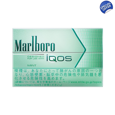 IQOS  Mint/Heat St..